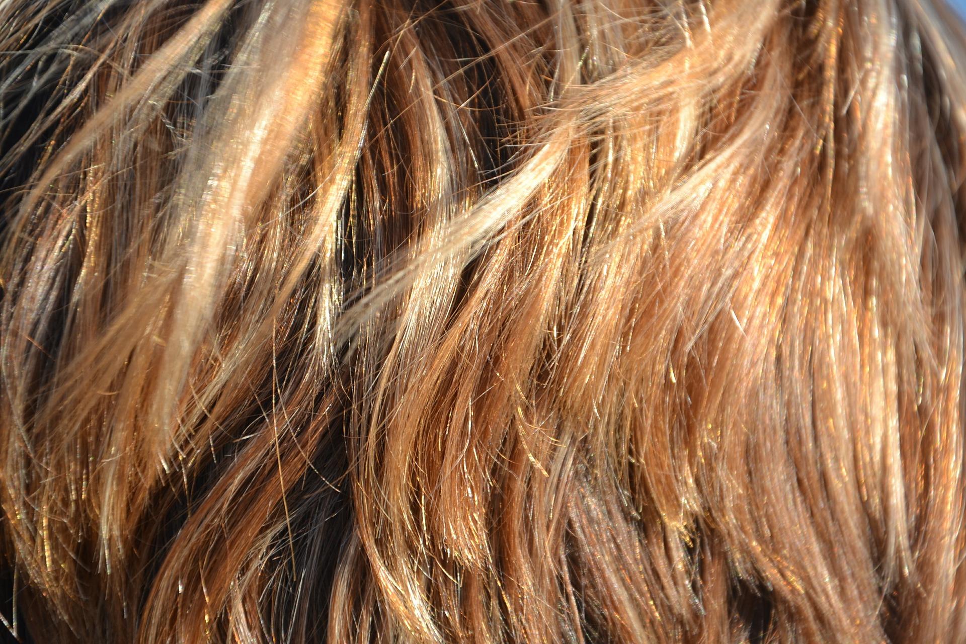 Farba do włosów blond
