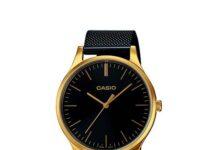 Zegarki męskie Casio na pasku skórzanym – uniwersalne modele