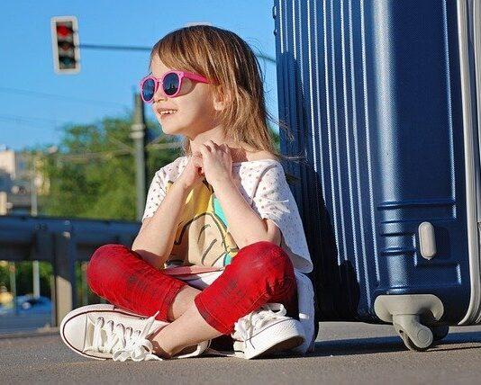 Do podróży z dzieckiem trzeba się dobrze przygotować